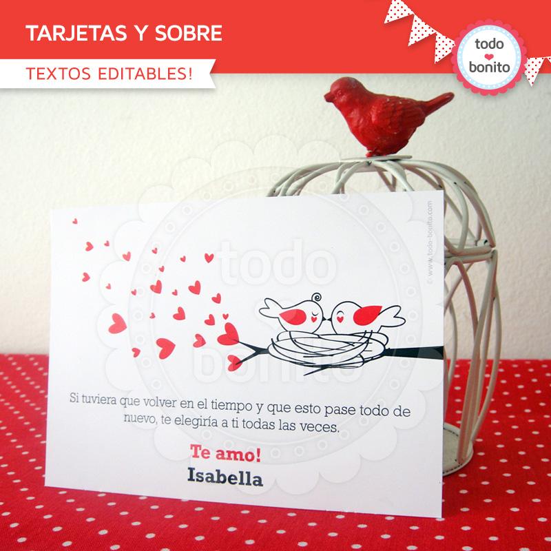 Decoraciones rom nticas para imprimir - Detalles para cena romantica ...