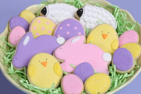 Galletitas para Pascuas muy originales
