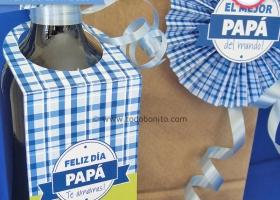 kit imprimible el día del Padre
