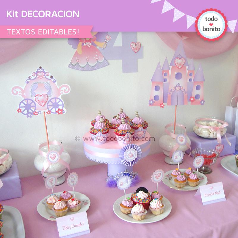 Decoracion cumples ideas para decorar cumpleaos de nias for Decoracion cumples infantiles