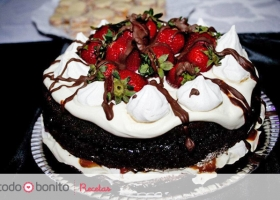 Receta: deliciosa torta rústica