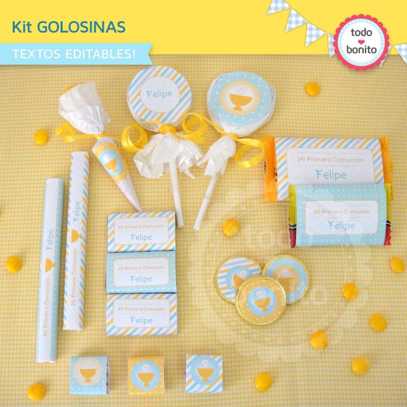 Kits imprimibles - Todo Bonito