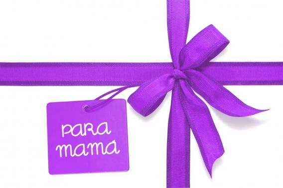 Propuesta para guía de regalos día de la madre
