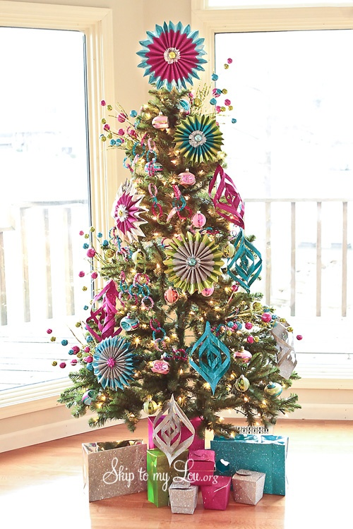 Arboles navidad originales - Decoracion navidad original ...