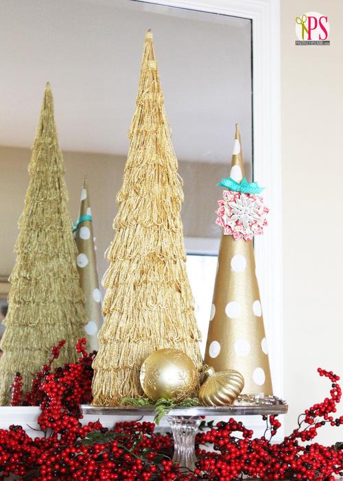 Arbolitos de Navidad originales