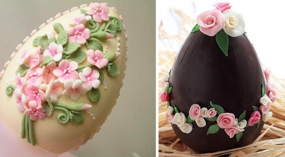 Compra productos artesanales para estas Pascuas