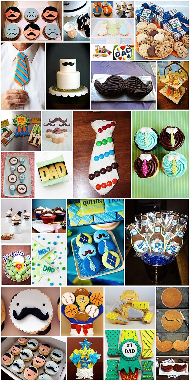 Ideas, tortas, cupcakes y fotos lindas encontradas en PINTEREST, para que te inspires para el día del padre.