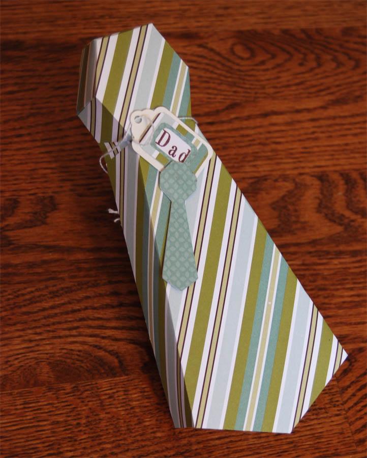 Caja corbata dia del padre