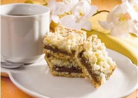 Receta: tarta de coco con dulce de leche