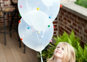 Ideas divertidas y originales para decorar con globos
