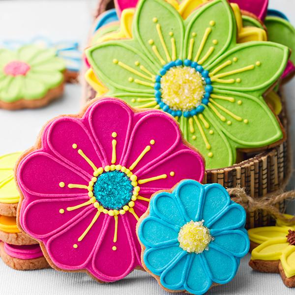 Receta galletitas decoradas royal icing