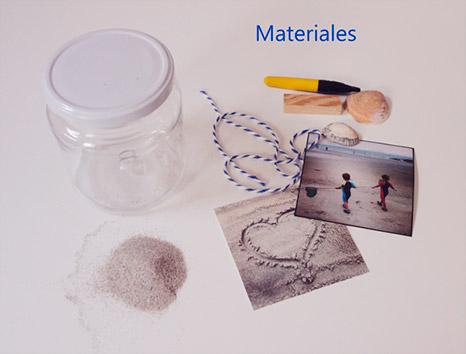 Materiales prácticos para portarretrato