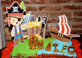 Fiesta pirata para Mateo