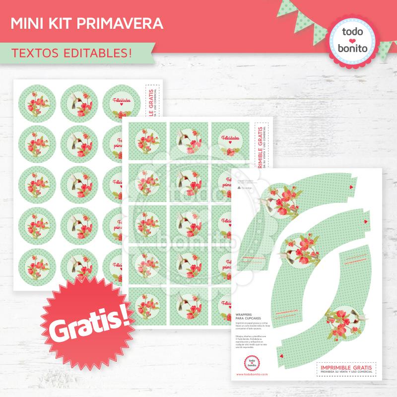 primavera kit gratis