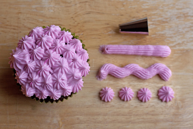 Tips para decorar cupcakes
