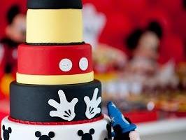tortas de mickey mouse