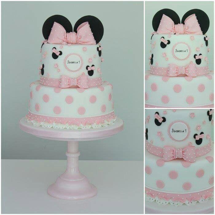 Las 10 tortas ms lindas de Minnie Mouse  Todo Bonito