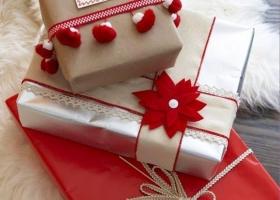 Envoltorios navideños