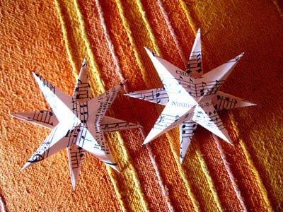 estrellas pentagrama