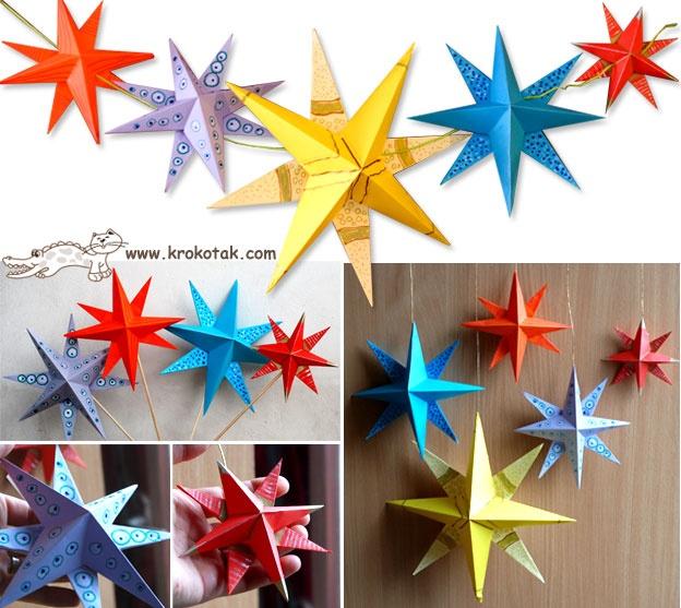 estrellas 3D