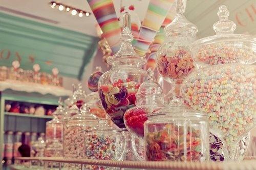 Caramelos para decorar