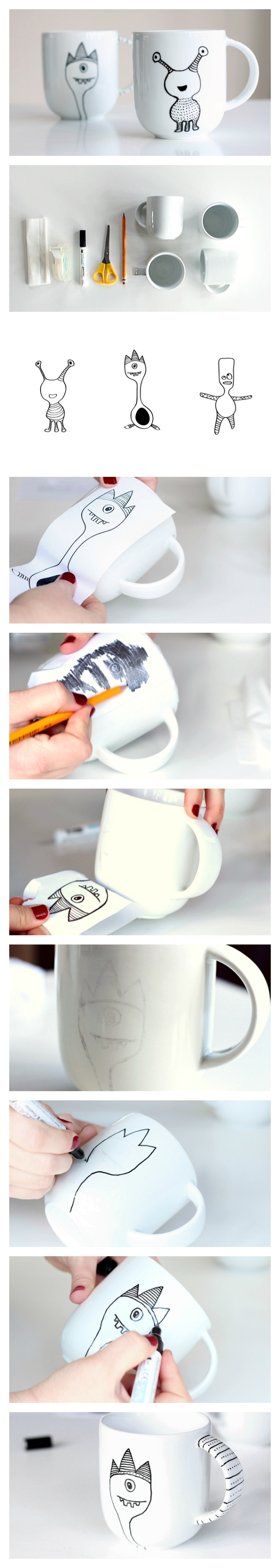 tazas con diseño propio