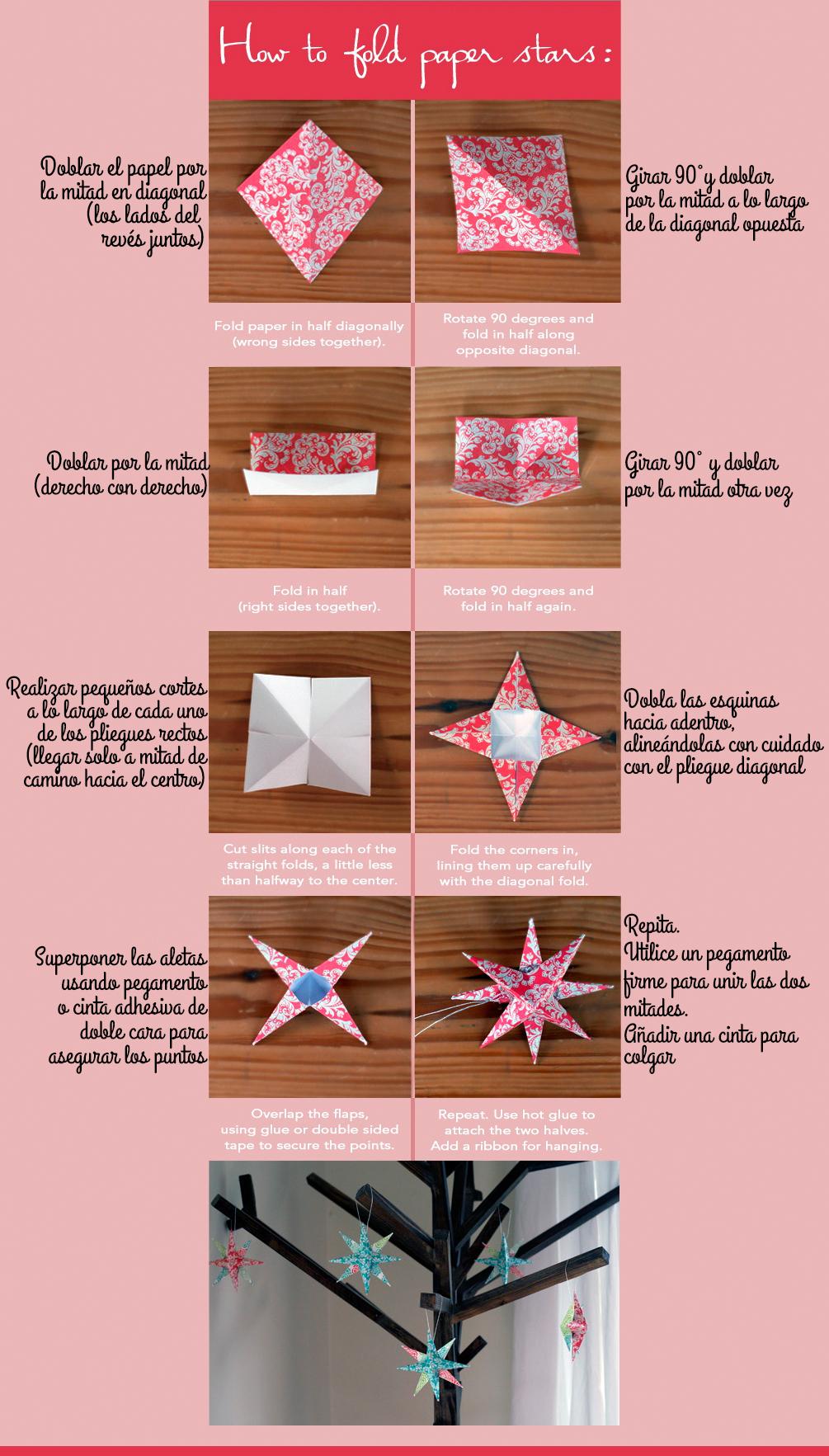Estrella en español