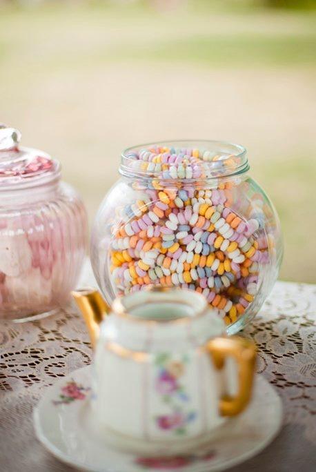 Caramelos tirabuzon