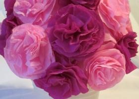 Topiarios con flores