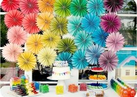 Cómo hacer rosetas decorativas paso a paso