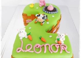 Torta 2 granja
