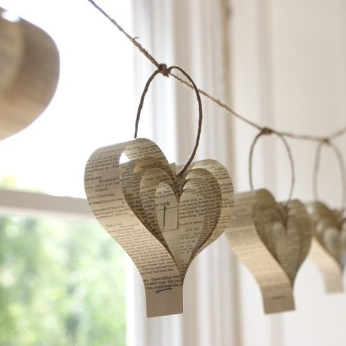 colgante corazones