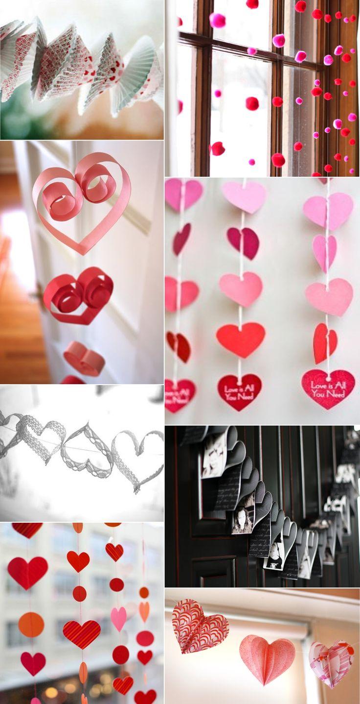 Ideas originales para celebrar san valent n todo bonito - Decorar para san valentin ...