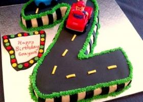 Torta calle numero 2