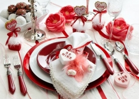 Mesas llenas de amor