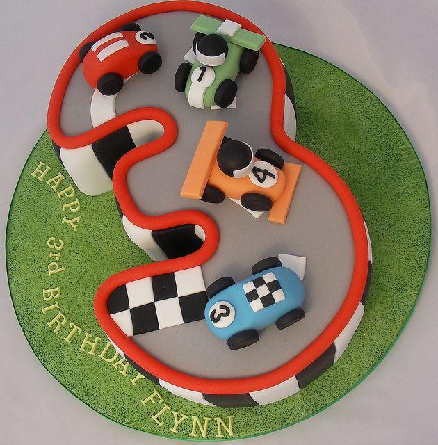 ... hermosas tortas pueden salir a partir de un simple número