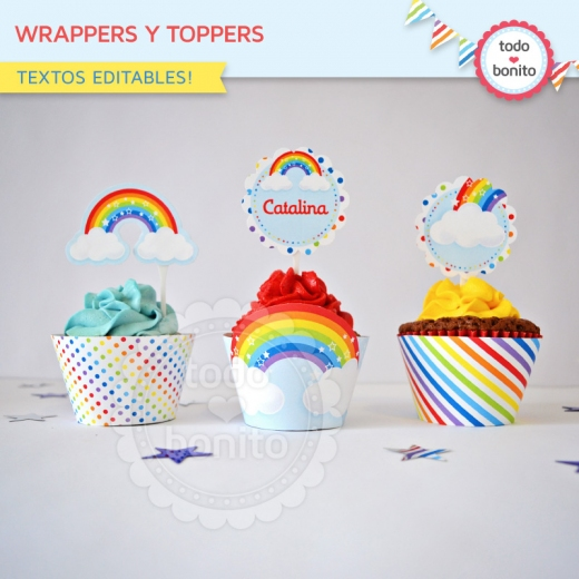 arcoiris-wrappers-toppers