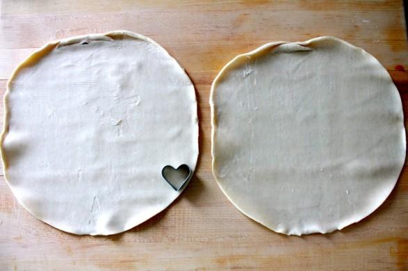 Tutorial tarta de corazones