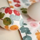 Huevos con Decoupage