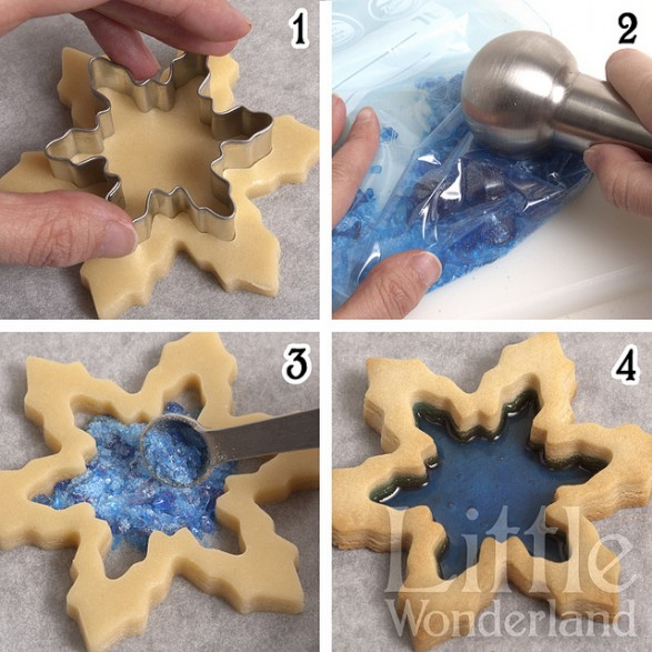 Tutorial Galletitas de Cristal