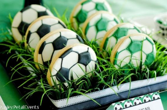 Fiesta temática Fútbol…!