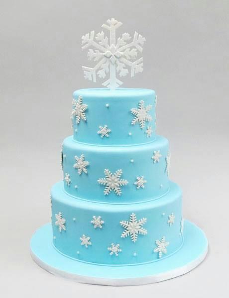 Frozen! tortas para inspirarse   todo bonito
