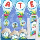 Mini Kit imprimible Mundial 2014 GRATIS!
