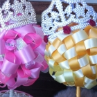 Topiarios para princesas