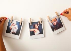 Guirnaldas con fotos | Parte 1
