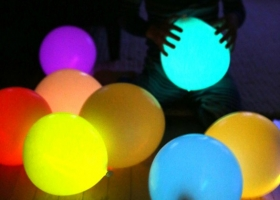 Globos luminosos
