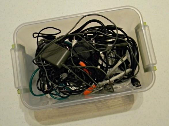 Cables para ordenar