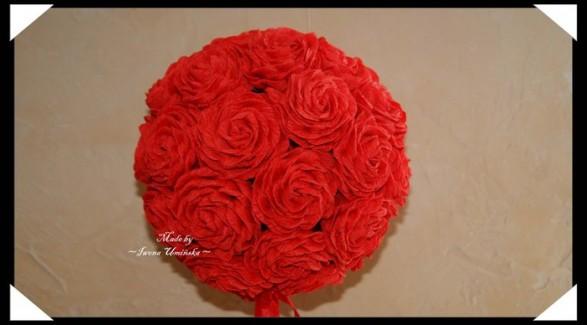 Tutorial Rosas de Papel Crepe