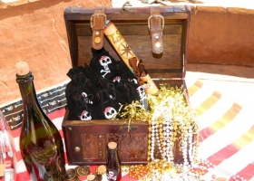 Fiesta Temática Piratas