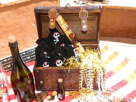 Ideas temática Piratas!